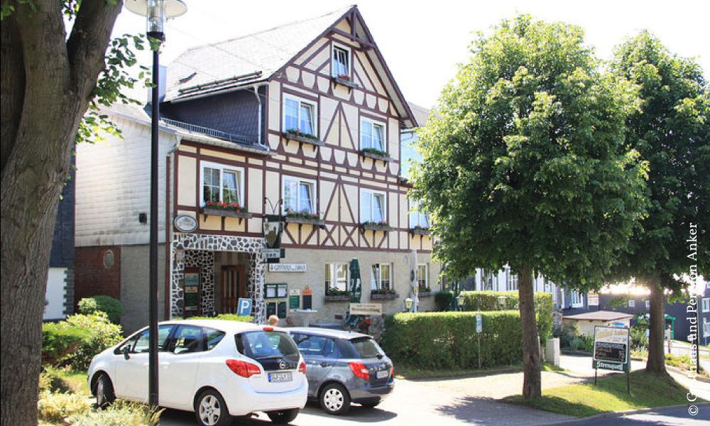 © Gasthaus und Pension Anker