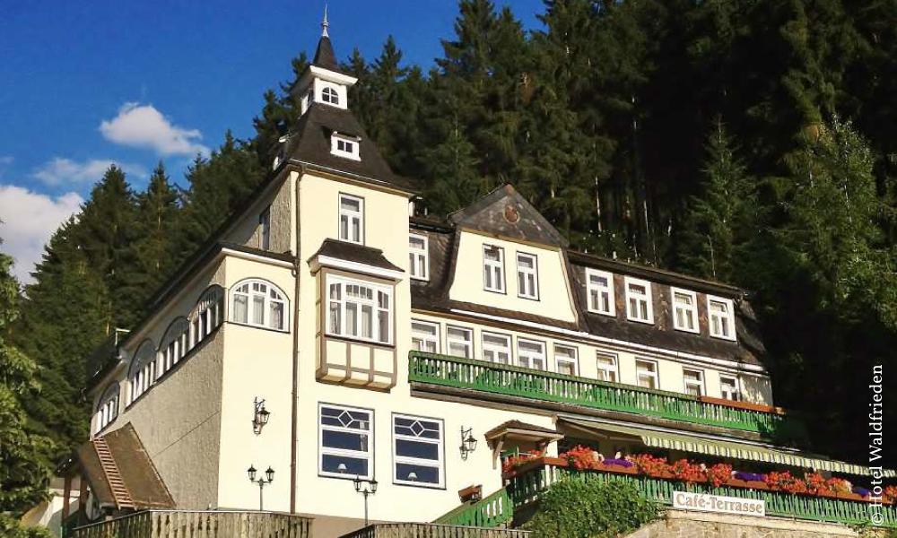© Hotel Waldfrieden