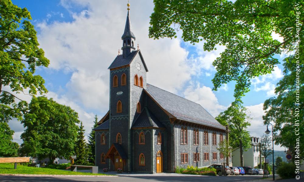 © Steffi Rebhan, CC BY-ND, Tourismusregion Coburg.Rennsteig e.V.