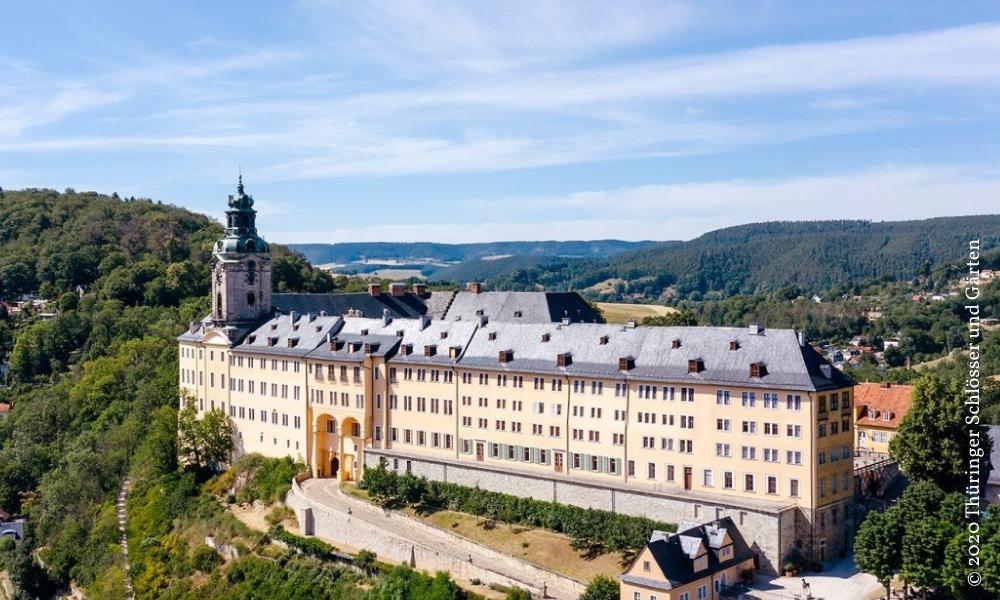 © 2020 Thüringer Schlösser und Gärten