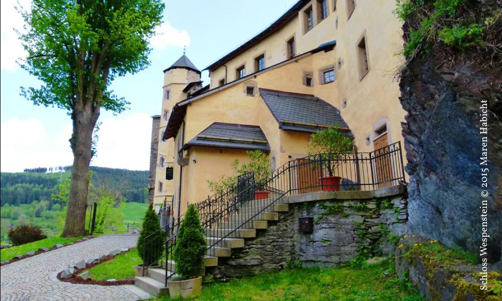 Schloss Wespenstein © 2015 Maren Habicht