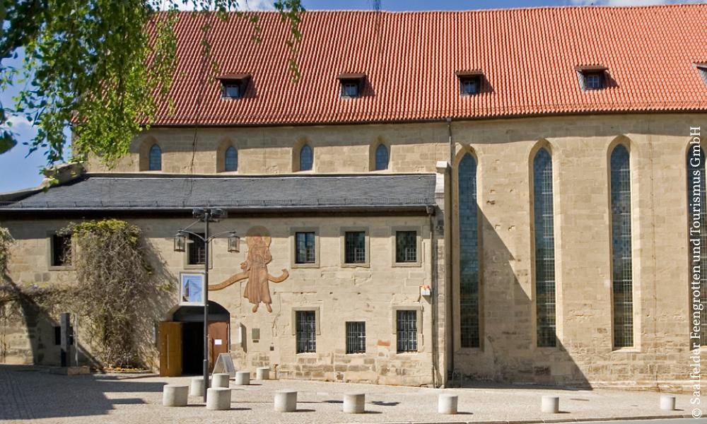 © Saalfelder Feengrotten und Tourismus GmbH